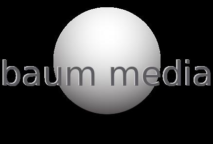 Baum Media Logo
